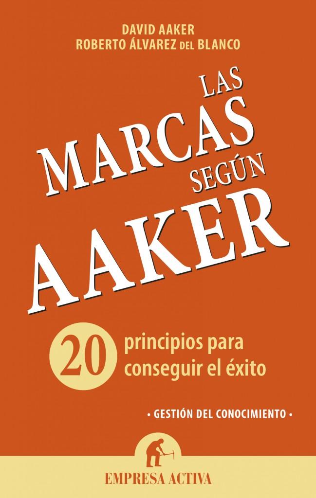 Las marcas Aaker alta
